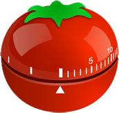 Obrazek - kuchenny czasomierz pomidor pomodore - getpaid20.pl