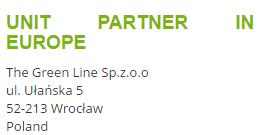 Obrazek dane green line