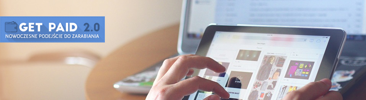 Obrazek - tablet laptop e-biznes sprzedaż kupno - getpaid20.pl