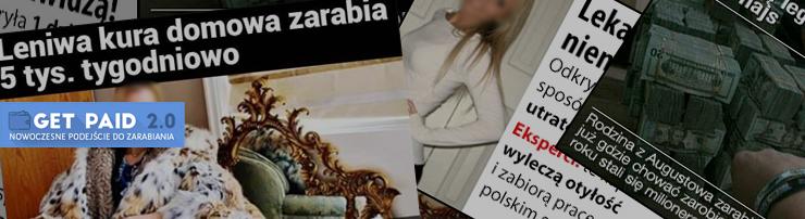 Obrazek - infantylne niewiarygodne bannery reklamowe - getpaid20.pl