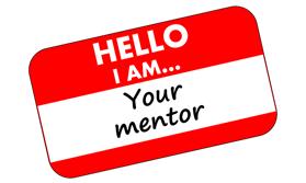 Obrazek - plakietka mentor nauczyciel - getpaid20.pl