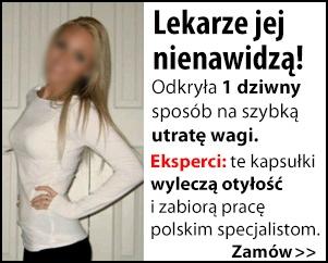 Obrazek - lekarze jej nienawidzą przykład reklamy - getpaid20.pl