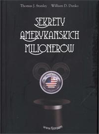 Obrazek - okładka książki sekrety amerykańskich milionerów - getpaid20.pl