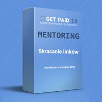 Obrazek - mentoring skracania linków okładka - getpaid20.pl