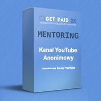 Obrazek - mentoring zarabiania na youtube okładka - getpaid20.pl