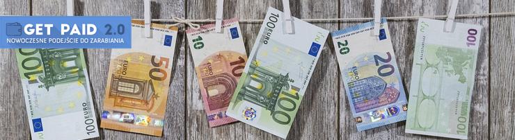 Obrazek - pieniądze euro - getpaid20.pl